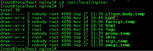 nginx服务器配置多个虚拟主机vhost的方法示例