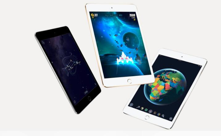 为了挽救销量,iPadmini5和入门级10寸iPad明年发布