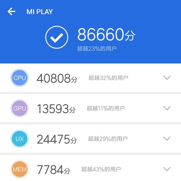 自带流量的千元机 小米Play体验评测