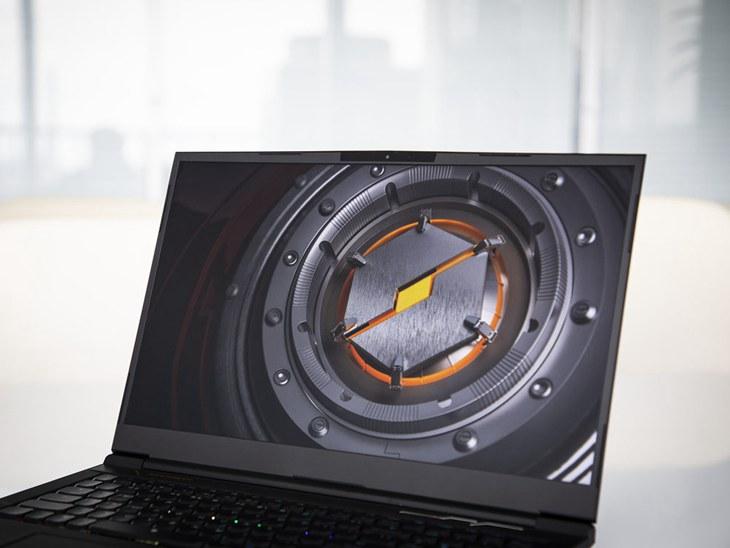 全面屏游戏本 机械革命X8Ti-PLUS图赏