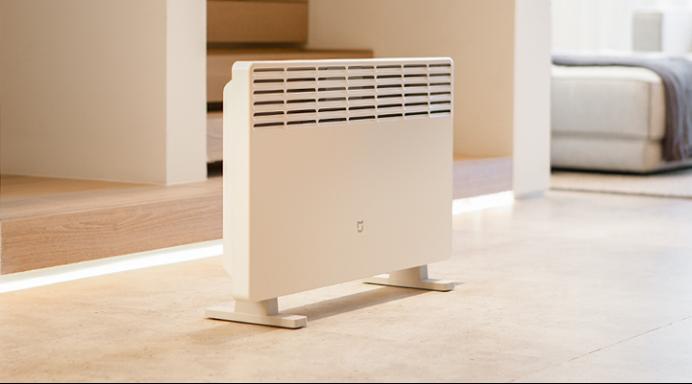 米家电暖器发布:支持语音操控 众筹价仅需299元!