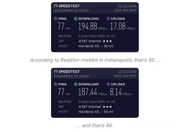美国首个5G试点网速只有24MB/秒 比华为5G差远了