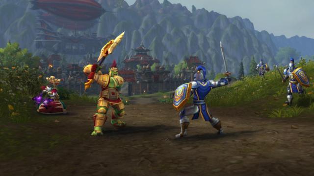 魔兽世界8.1:战争前线推出牌子系统,1000个牌子就能买块炉石