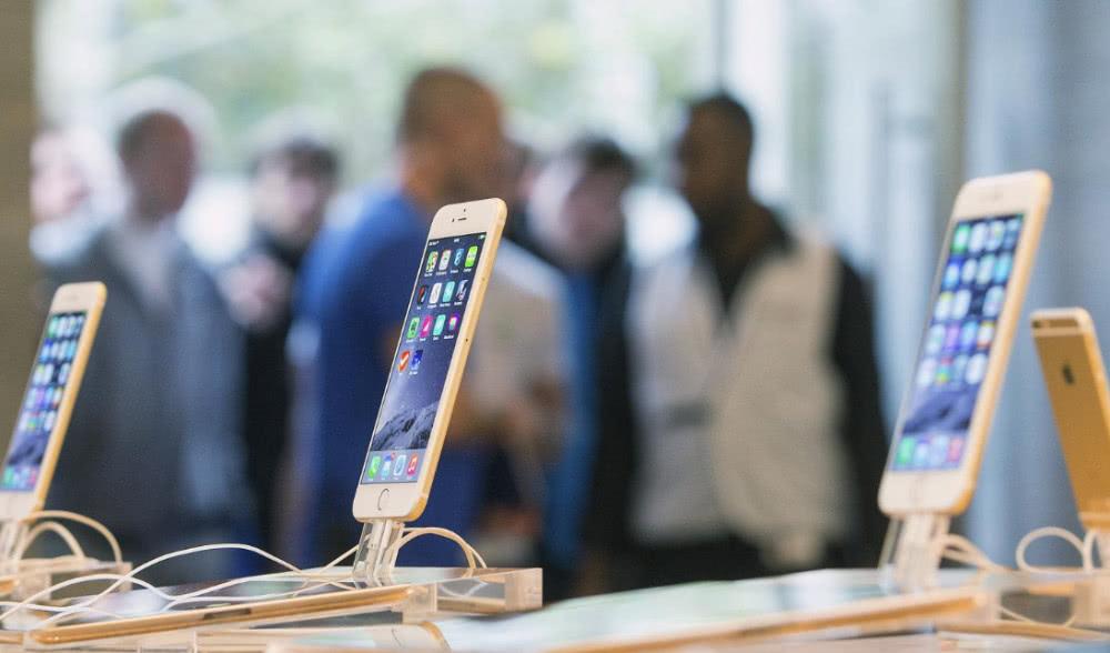 苹果在德国停售停售老款iPhone7和8系列 官网已下架侵权手机