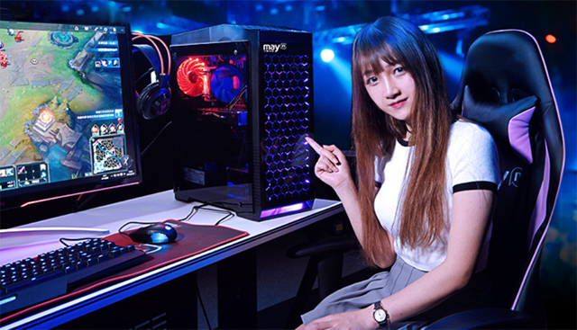 5000元Intel平台i5-8500配GTX1060游戏电脑配置推荐