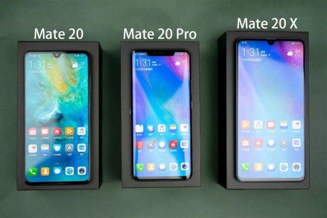 华为Mate 20系列对比,华为Mate 20系列哪款更适合你?