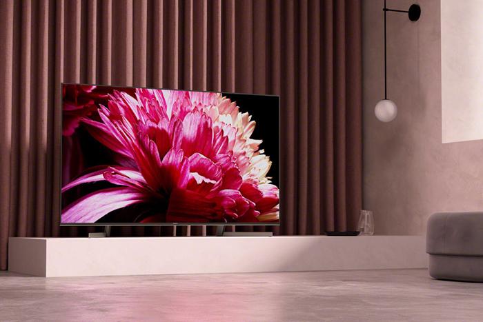 CES 2019:索尼发布98英寸8K HDR电视Z9G