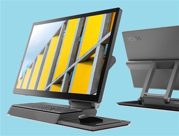 联想Yoga首款一体机发布:27寸智能工作站,售价16999 元!