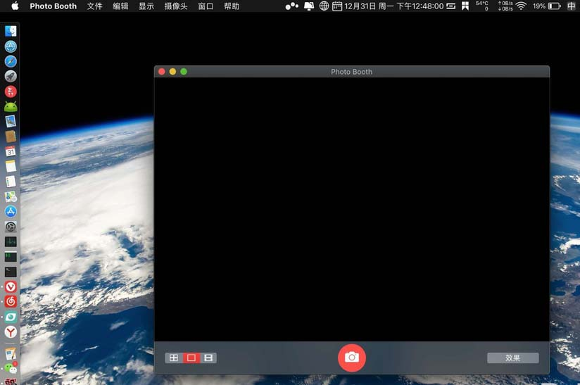 苹果macbook pro笔记本连接外置摄像头详细教程