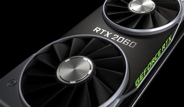GTX1060和RTX2060显卡性能对比评测,GTX1060和RTX2060性能相多大?