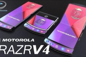 摩托罗拉RAZR即将回归?经典翻盖+折叠屏幕 售价1500美元