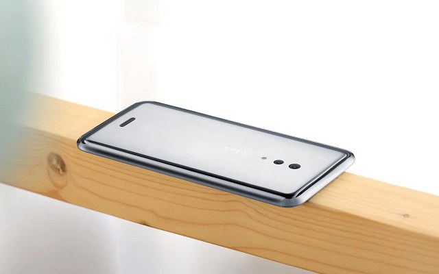 vivo APEX 2019概念机发布:超级一体化设计 全球首款5G手机