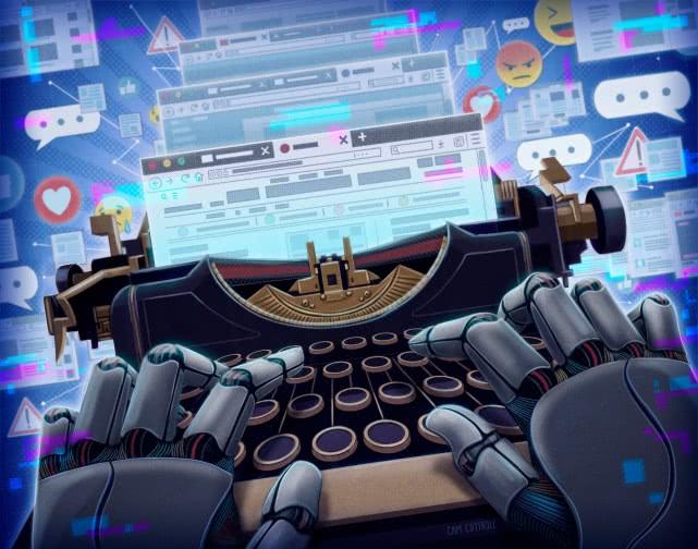 我可能要失业!纽约时报刊文:机器人记者正在迅速崛起