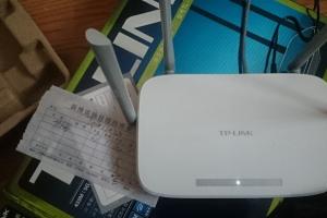 TP-link路由器 怎么设置?用手机设置四天线tp-link路由器教程图解