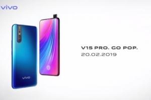 vivo V15 Pro发布:骁龙 675+升降式镜头+4800万三摄 售价2746元