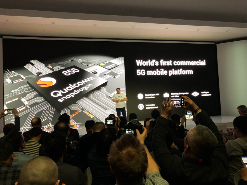 OPPO公布首款5G手机:骁龙855+10倍混合光学变焦