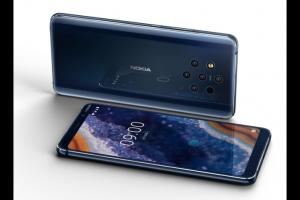 诺基亚9发布:全球首款后置五摄手机 搭载骁龙845+无线充电
