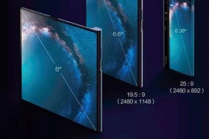 折叠屏手机华为、小米、三星、OPPO都有,谁的折叠屏最厉害?