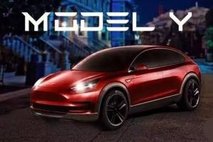 特斯拉Model Y将于3月14日发布 体积要比Model 3大10%