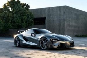 丰田发布GR Supra GT4概念赛车 将亮相2019年日内瓦车展