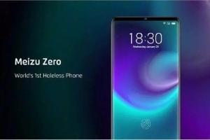 魅族Zero众筹失败沦为PPT手机 黄章:预研项目、从未打算量产