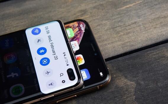 三星S10+和iPhone XS Max哪个好?三星S10和iPhone XS Max区别对比