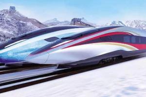 第一条智能化高铁将在今年开通,时速将达到350公里/每小时