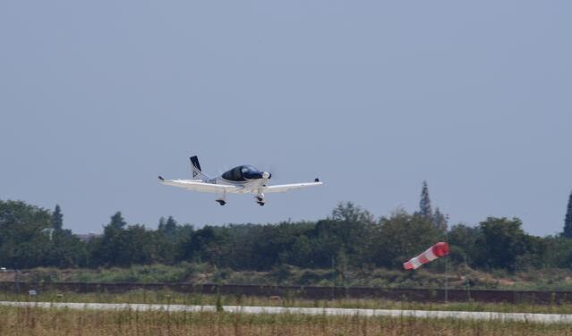 GA20首次公开试飞成功:首个试飞公开机型,明年取证交付
