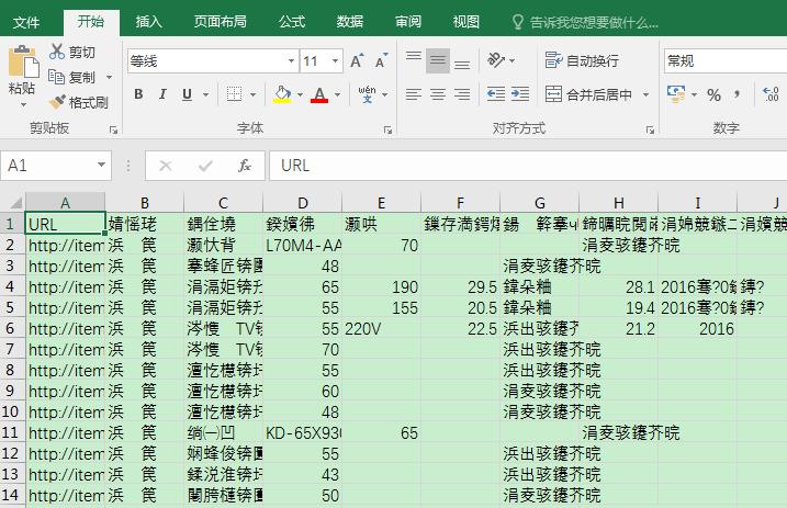 Excel打开CSV文件出现乱码怎么办?Excel打开csv文件出现乱码的解决方法