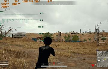 游戏画面中实时显示FPS帧数和CPU和显卡使用率、温度等信息的方法