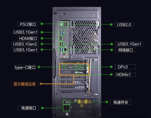 显示器黑屏无信号 但电脑一直在运行的原因和解决办法
