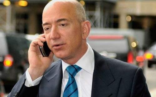 亚马逊CEO贝索斯手机遭侵入是怎么回事?真相没那么简单