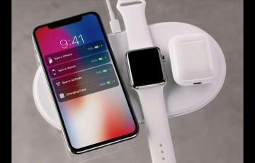 苹果宣布取消无线充电器项目 AirPower无线充电板黄了!