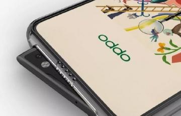 OPPO Reno渲染图曝光:前置摄像头为弹出式设计