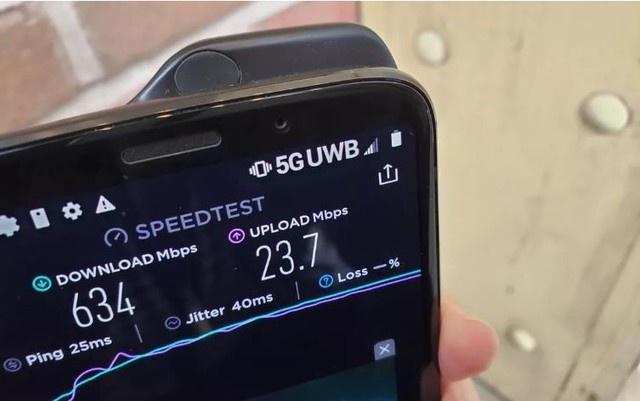 5G移动网被吐槽!首个商用5G移动网被吐槽 信号太难找速度不稳定