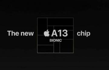 苹果A13提前曝光:相比A12整体性能提高3倍,AI性能再提高5倍!