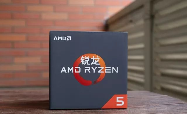 AMD锐龙R5-2600X