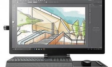 联想首款一体机电脑正式开启发售:i7版售价16999元,i9 版售价19999元