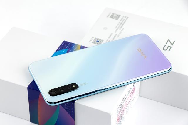 vivo Z5正式开售,1500元到2000元价位段拥有极强的竞争力