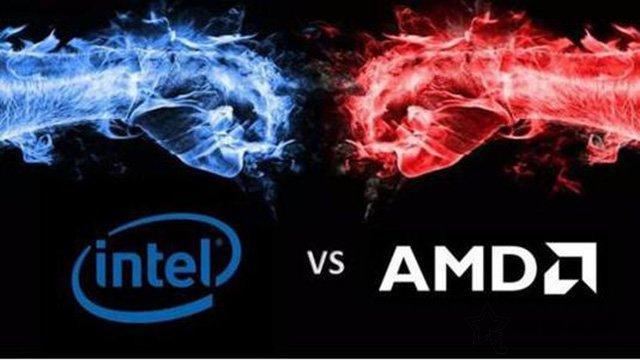 CPU选择intel还是AMD好?新手组装电脑选购硬件常见