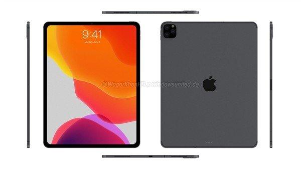 苹果发布会就要到啦 2019款新iPad Pro也被曝光