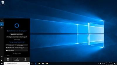 微软:未来的win10系统将调整Cortana 不会在固定于任务栏
