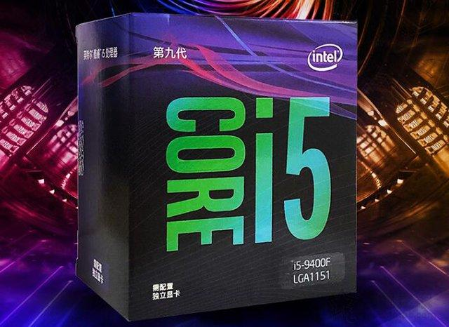 intel酷睿i5-9400F与i5-9600KF性能对比评测:i5 9600KF和9400F性能哪个好?