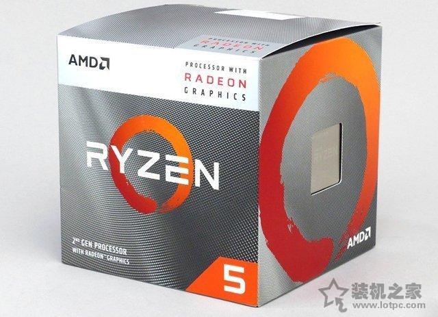 AMD锐龙Ryzen5 3400G处理器主板搭配知识,R5 3400G搭配什么主板好?