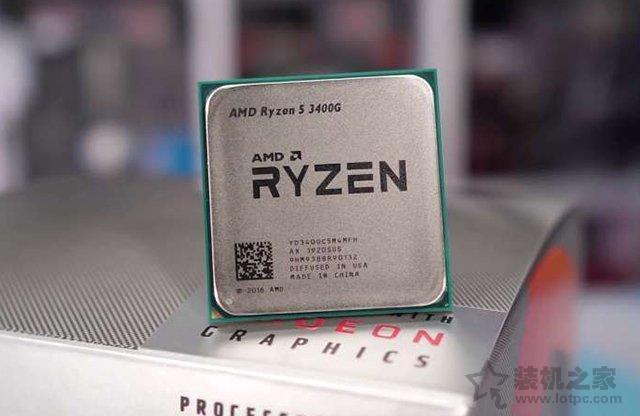 AMD锐龙Ryzen5 3400G处理器主板搭配知识