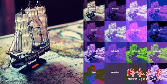 使用CSS混合模式和SVG来动态更改产品图片的颜色