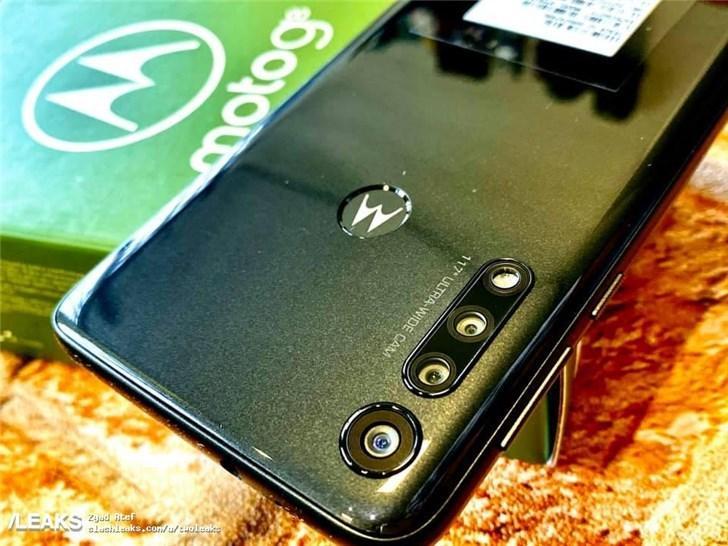 摩托罗拉Moto G8 Play真机图曝光:水滴屏+4000mAh电池容量