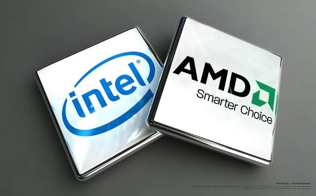 英特尔intel和AMD处理器CPU哪个好?