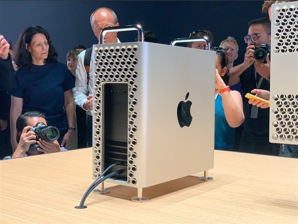 苹果将宣布新款Mac Pro上市时间 整套配下来超30万元