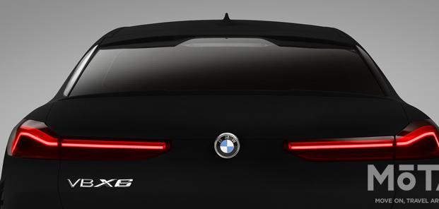 世界首辆最黑材料涂装宝马X6公开,如同黑洞一般黑!